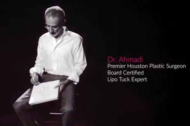 <span> Watch </span> Dr. Ahmadi - LipoTuck Expert